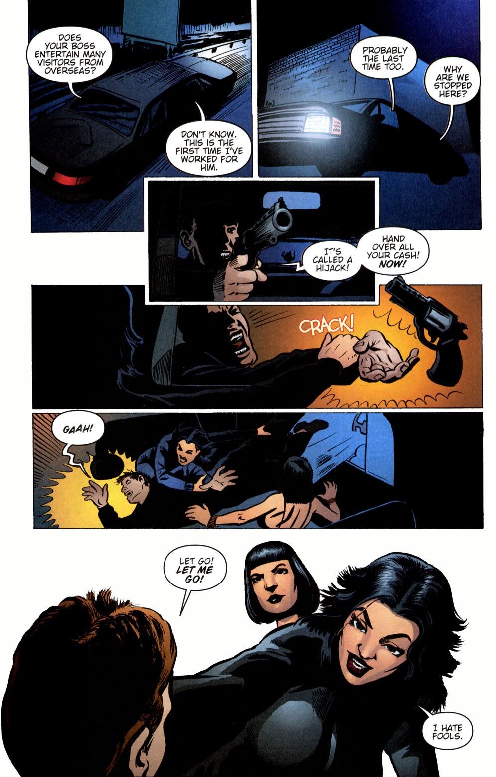 Read online Vampire the Masquerade comic -  Issue # Giovanni - 19