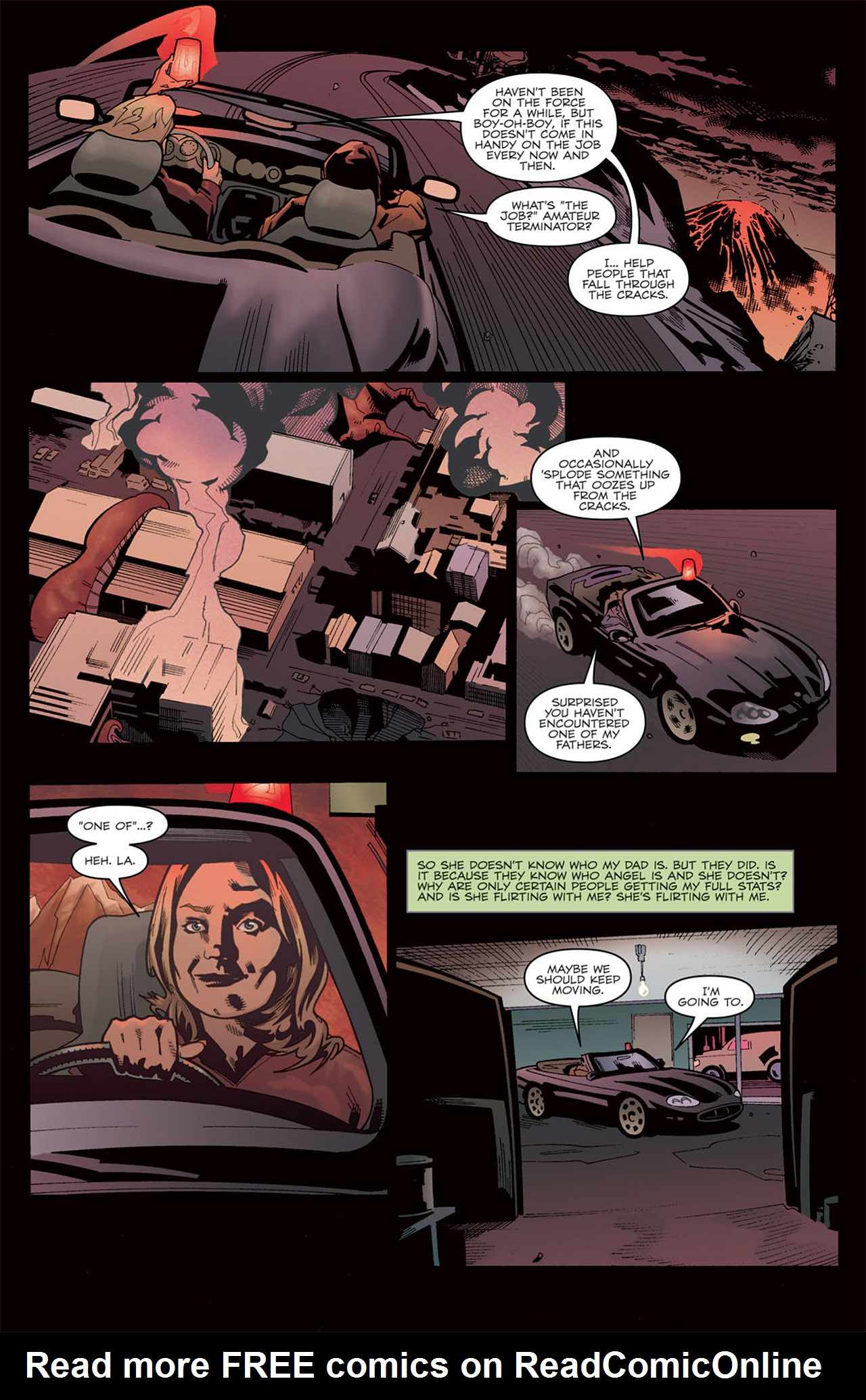 Read online Angel: After The Fall comic -  Issue #7 - 19