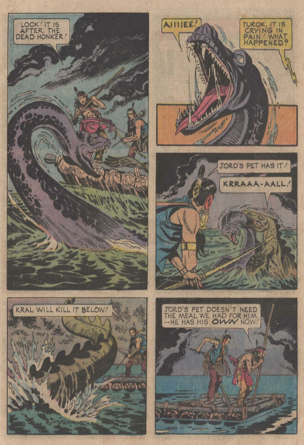 Read online Turok, Son of Stone comic -  Issue #106 - 9