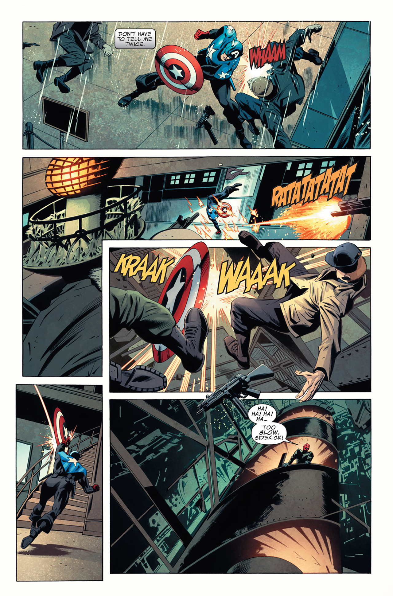 Captain America (1968) 615 Page 6
