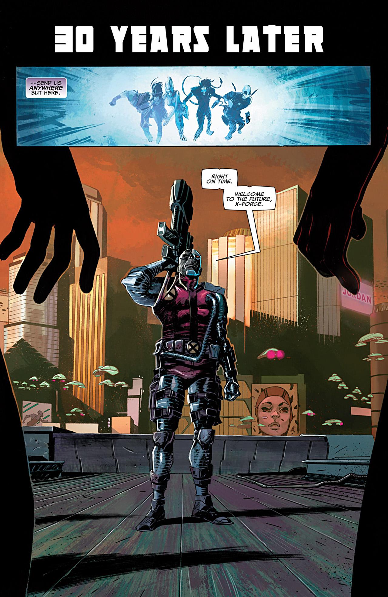 Uncanny X-Force (2010) #28 #30 - English 4