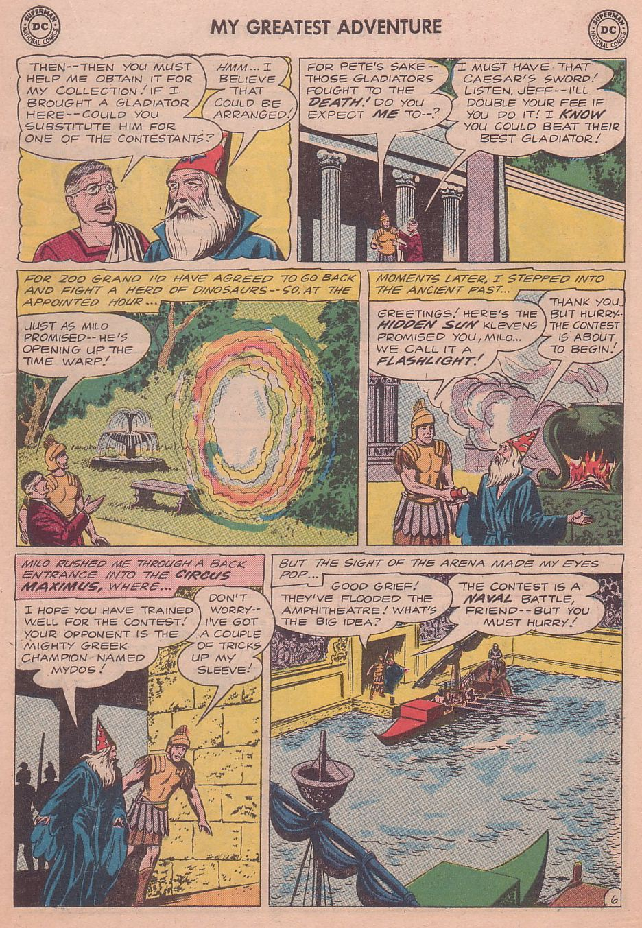 My Greatest Adventure (1955) issue 65 - Page 19