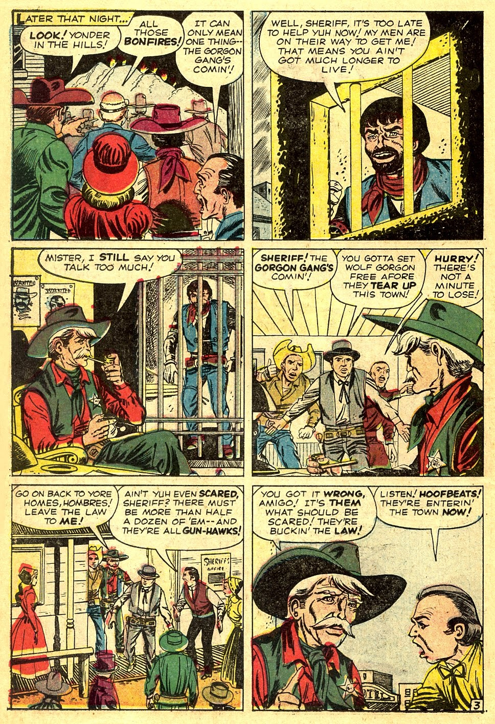 Kid Colt Outlaw issue 108 - Page 22