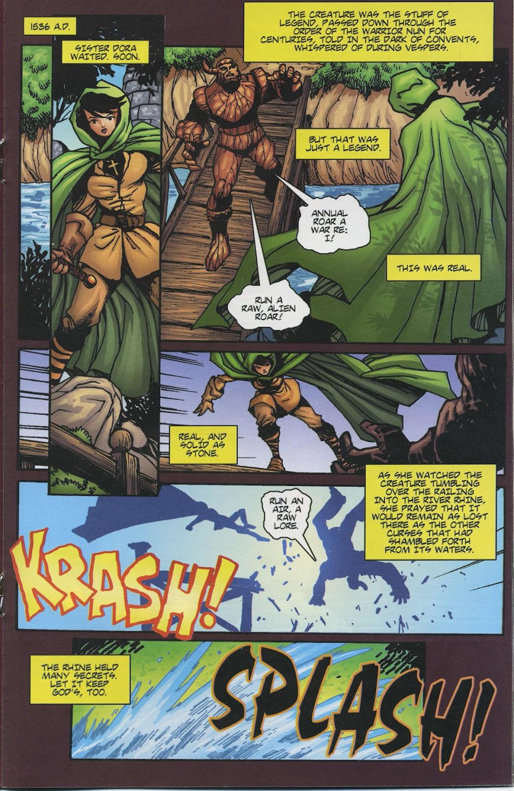 Warrior Nun Areala (1997) Issue #6 #6 - English 15