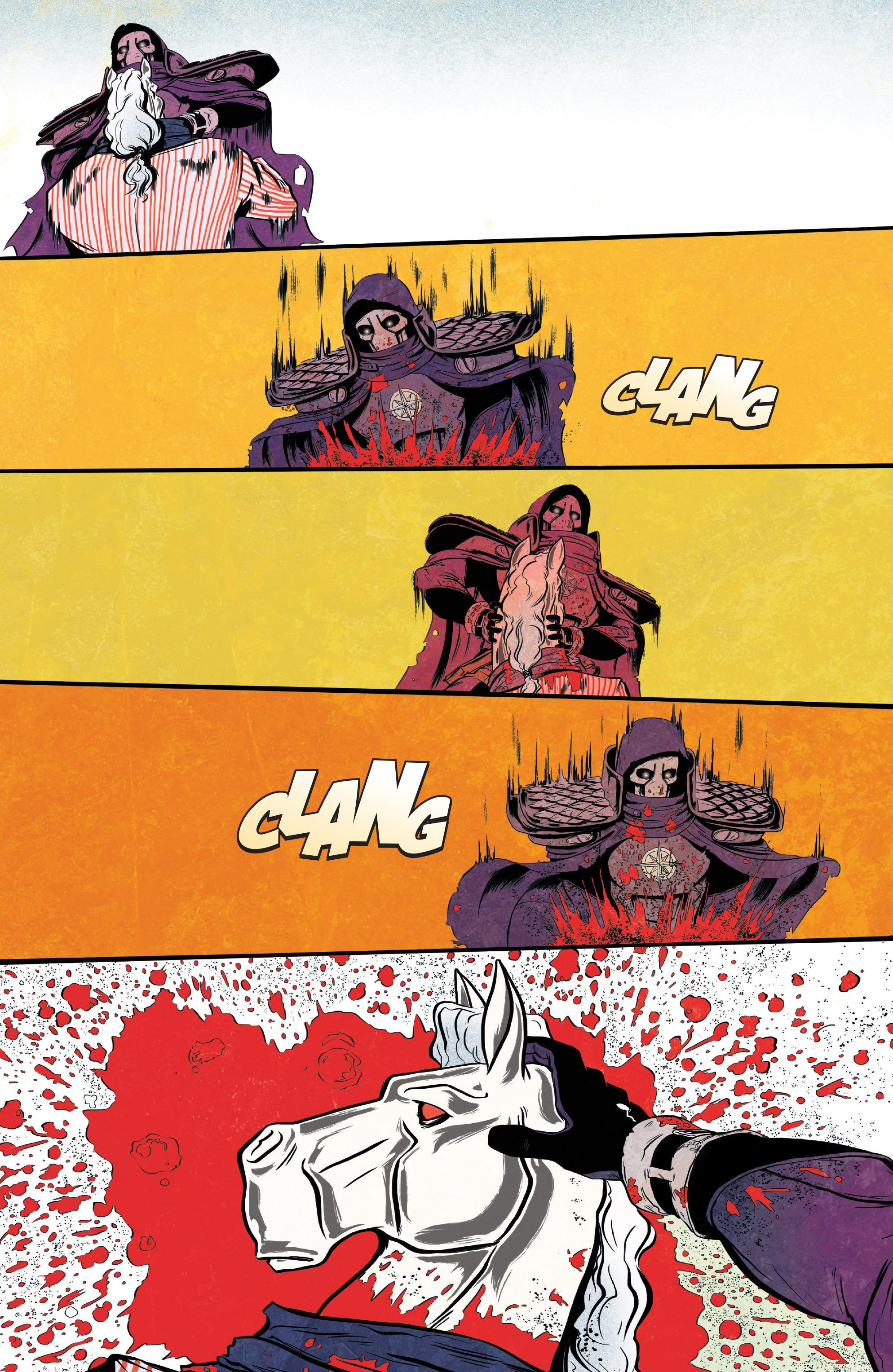 Read online Translucid comic -  Issue #6 - 16