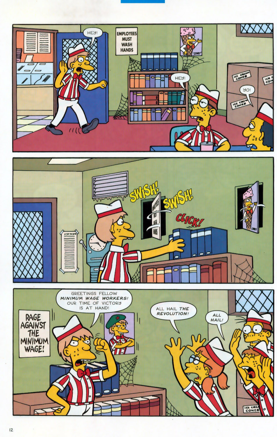 Read online Simpsons Comics comic -  Issue #78 - 13