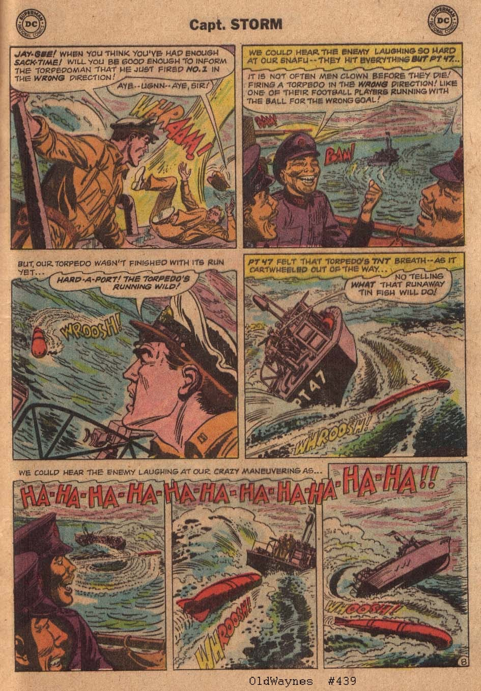 Capt. Storm issue 9 - Page 13