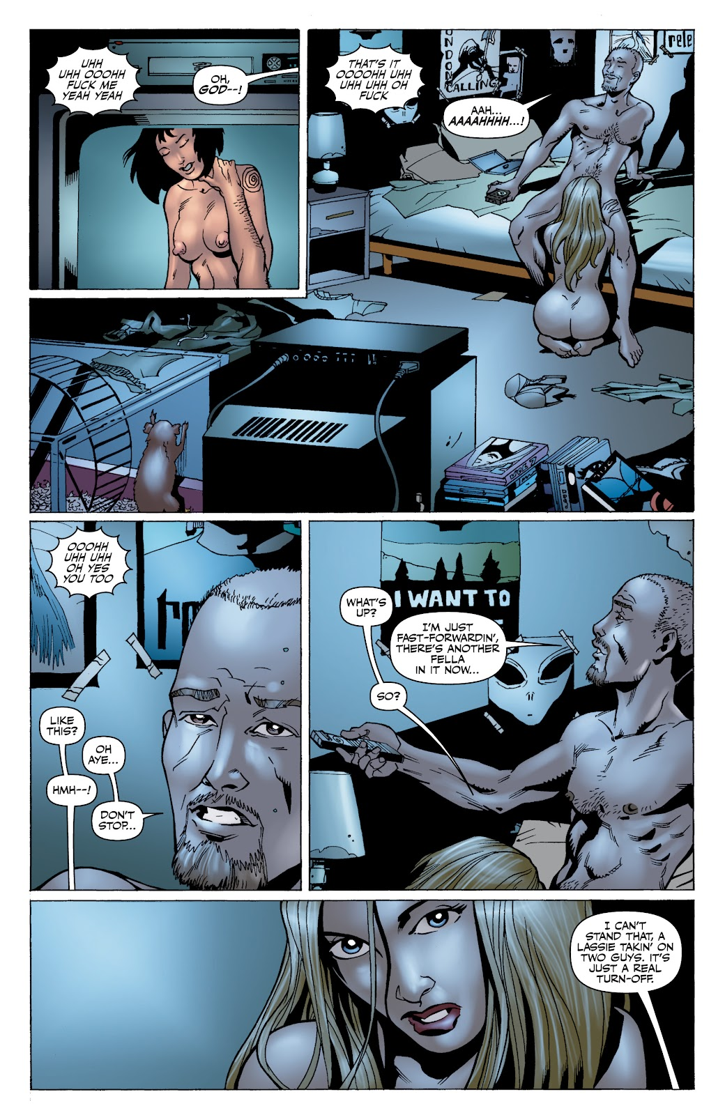Read online The Boys Omnibus comic -  Issue # TPB 4 (Part 1) - 21