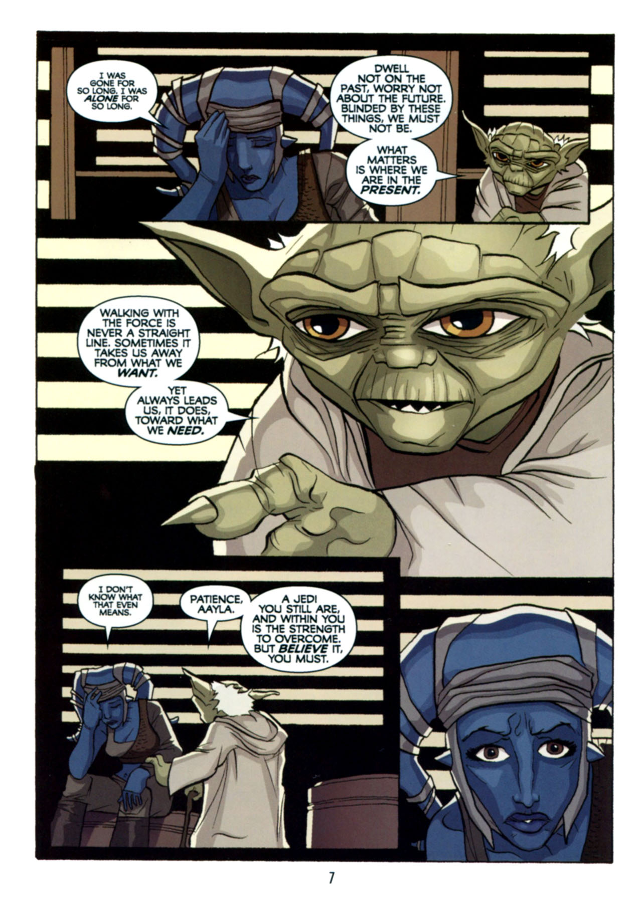Read online Star Wars: The Clone Wars - Deadly Hands of Shon-Ju comic -  Issue # Full - 8
