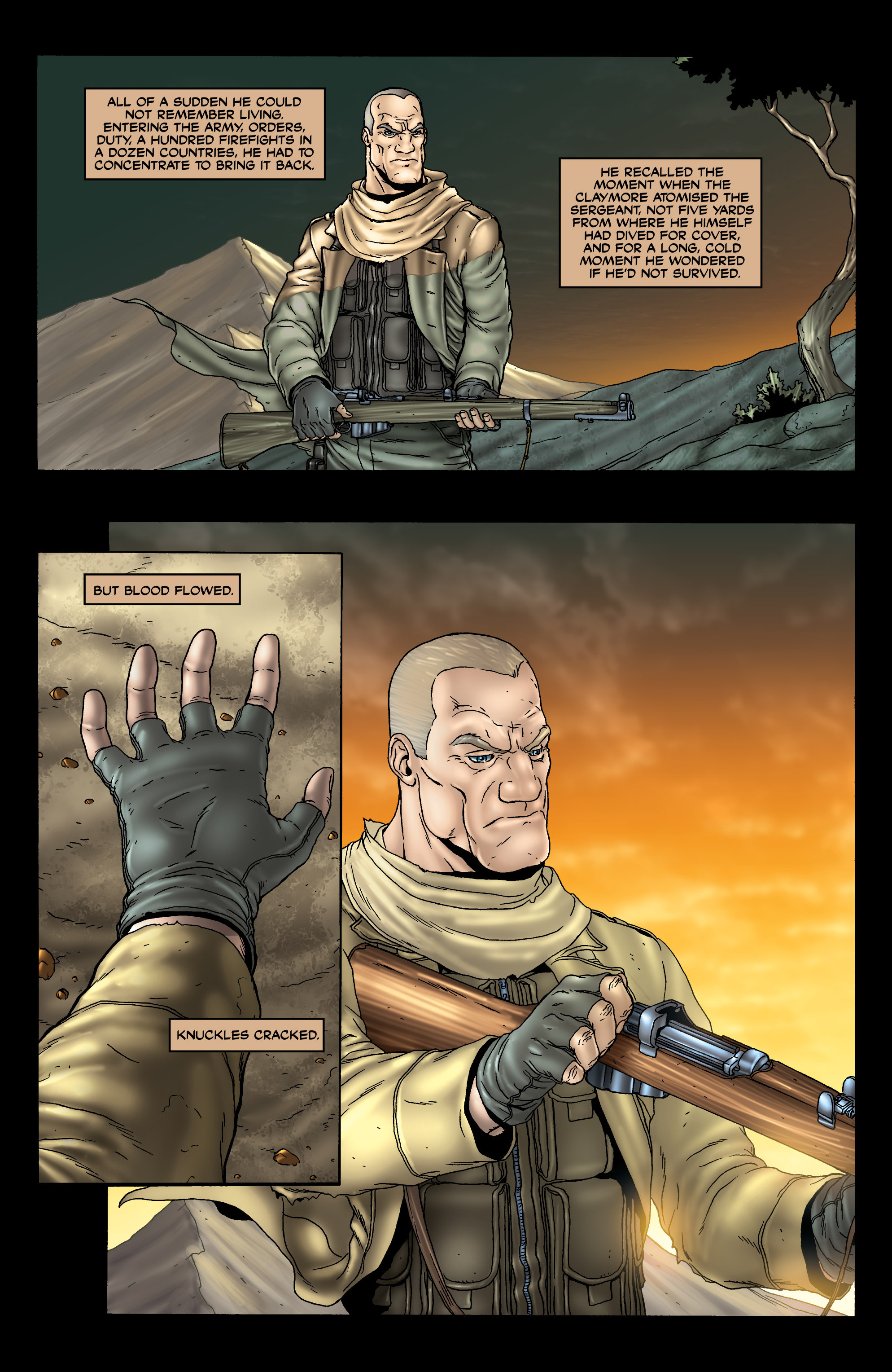 Read online 303 comic -  Issue #3 - 23