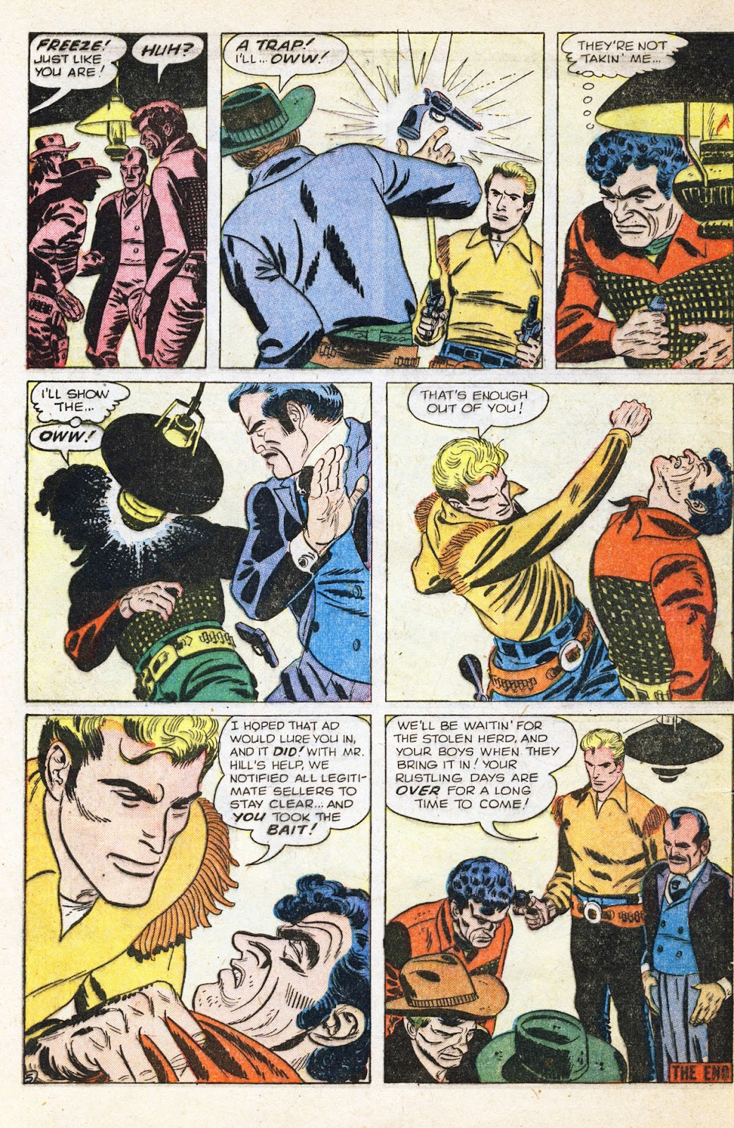 Gunsmoke Western issue 38 - Page 33