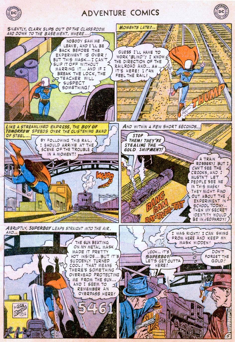Read online Adventure Comics (1938) comic -  Issue #178 - 7
