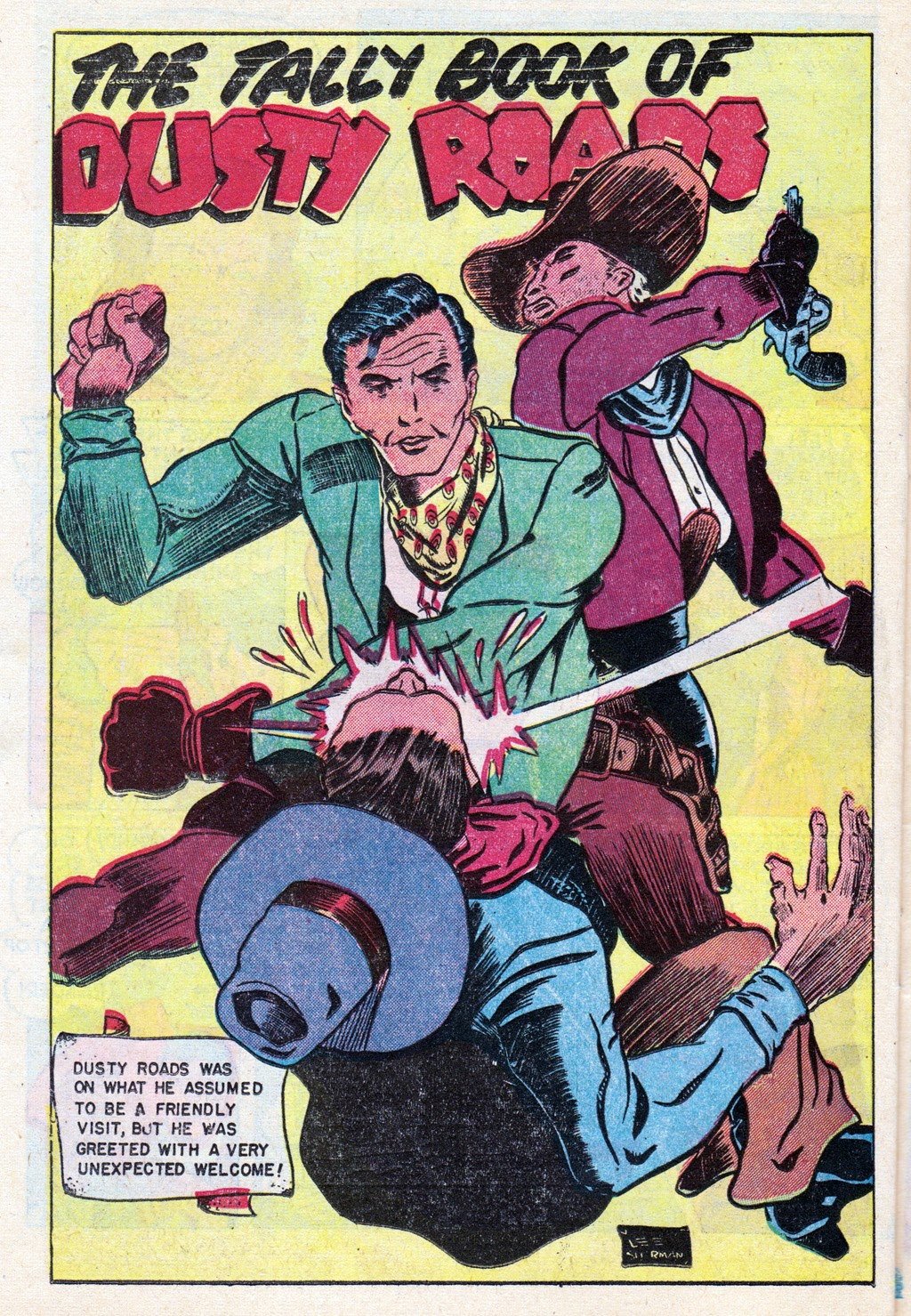 Cowboy Western Comics (1948) issue 18 - Page 24