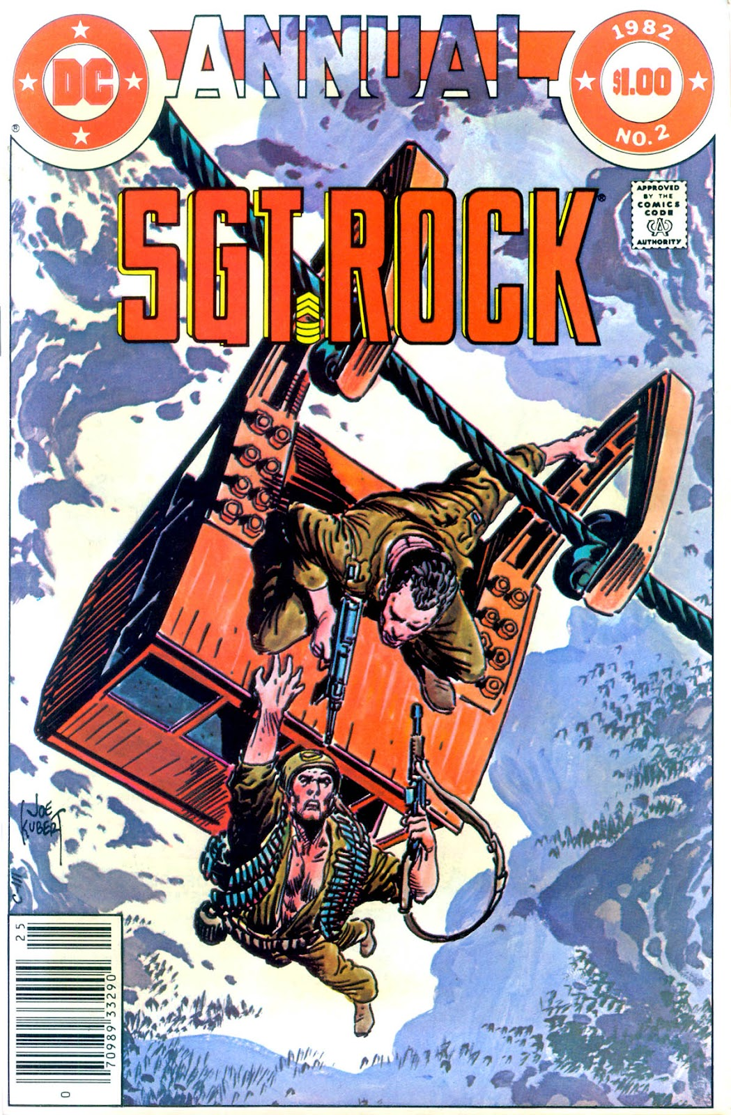 Sgt. Rock issue Annual_2 - Page 1