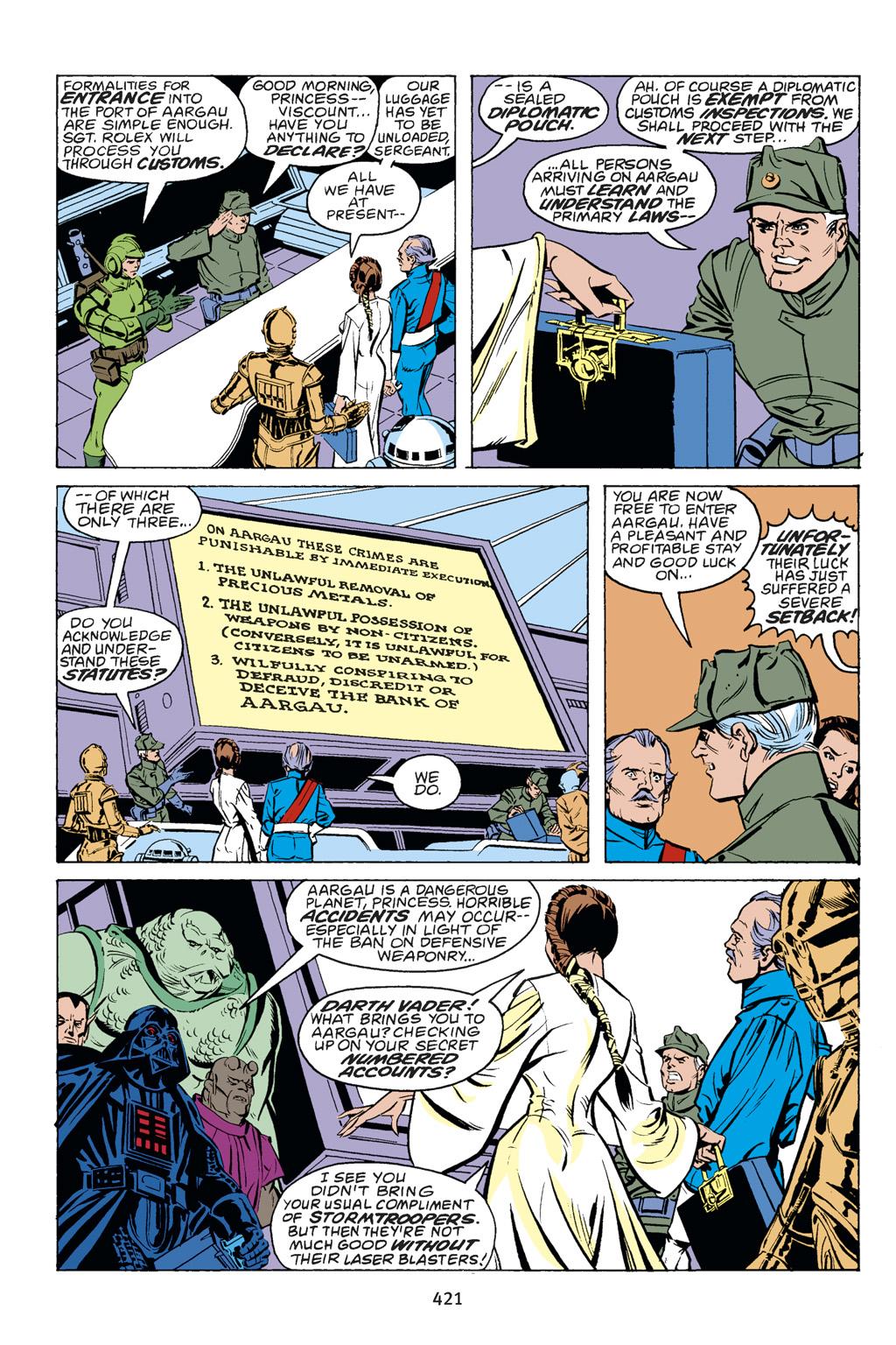 Read online Star Wars Omnibus comic -  Issue # Vol. 14 - 415