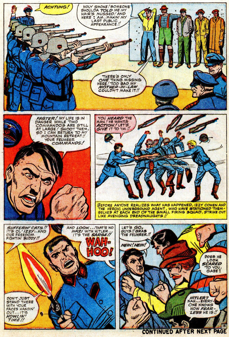 Read online Sgt. Fury comic -  Issue #9 - 24