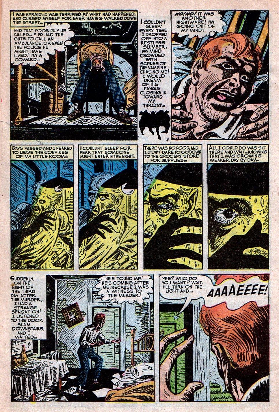 Read online Adventures into Weird Worlds comic -  Issue #30 - 5