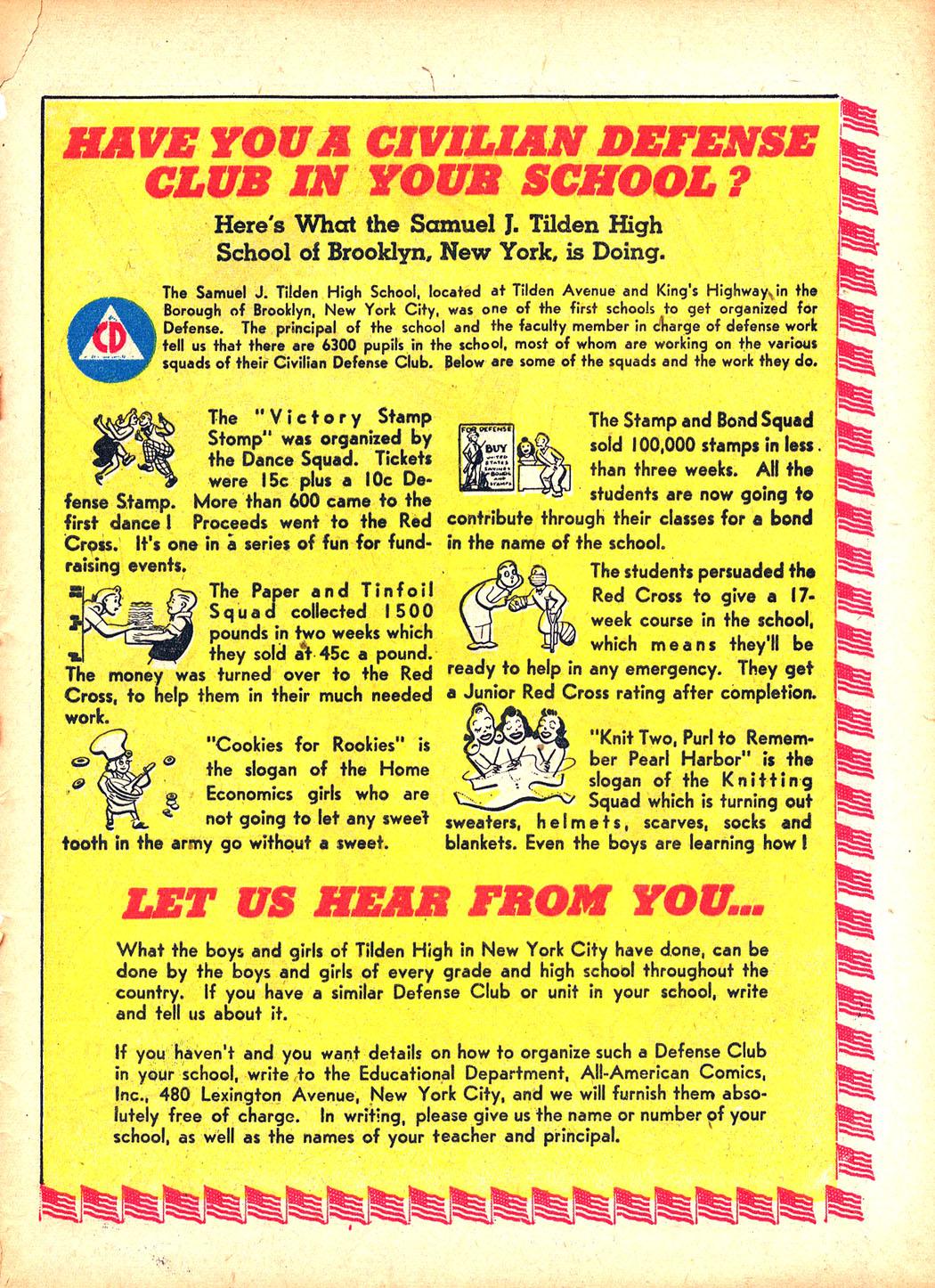 Read online Sensation (Mystery) Comics comic -  Issue #5 - 55