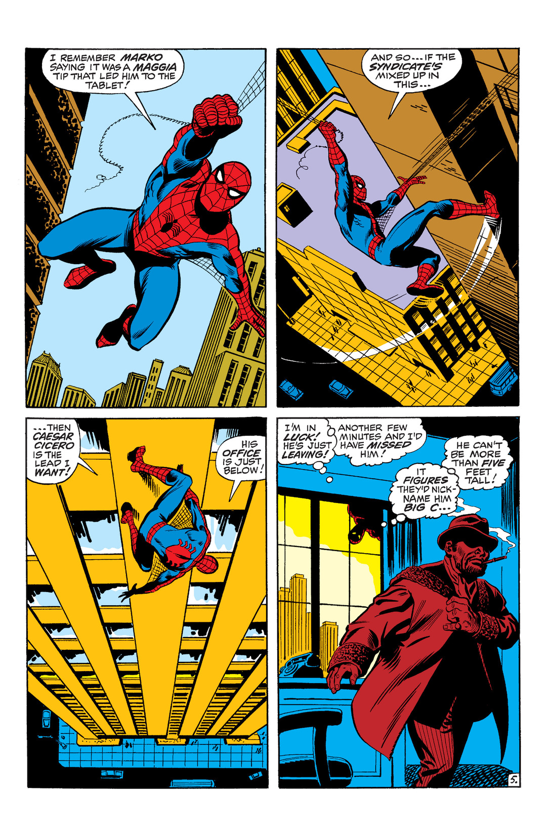 The Amazing Spider-Man (1963) 74 Page 5