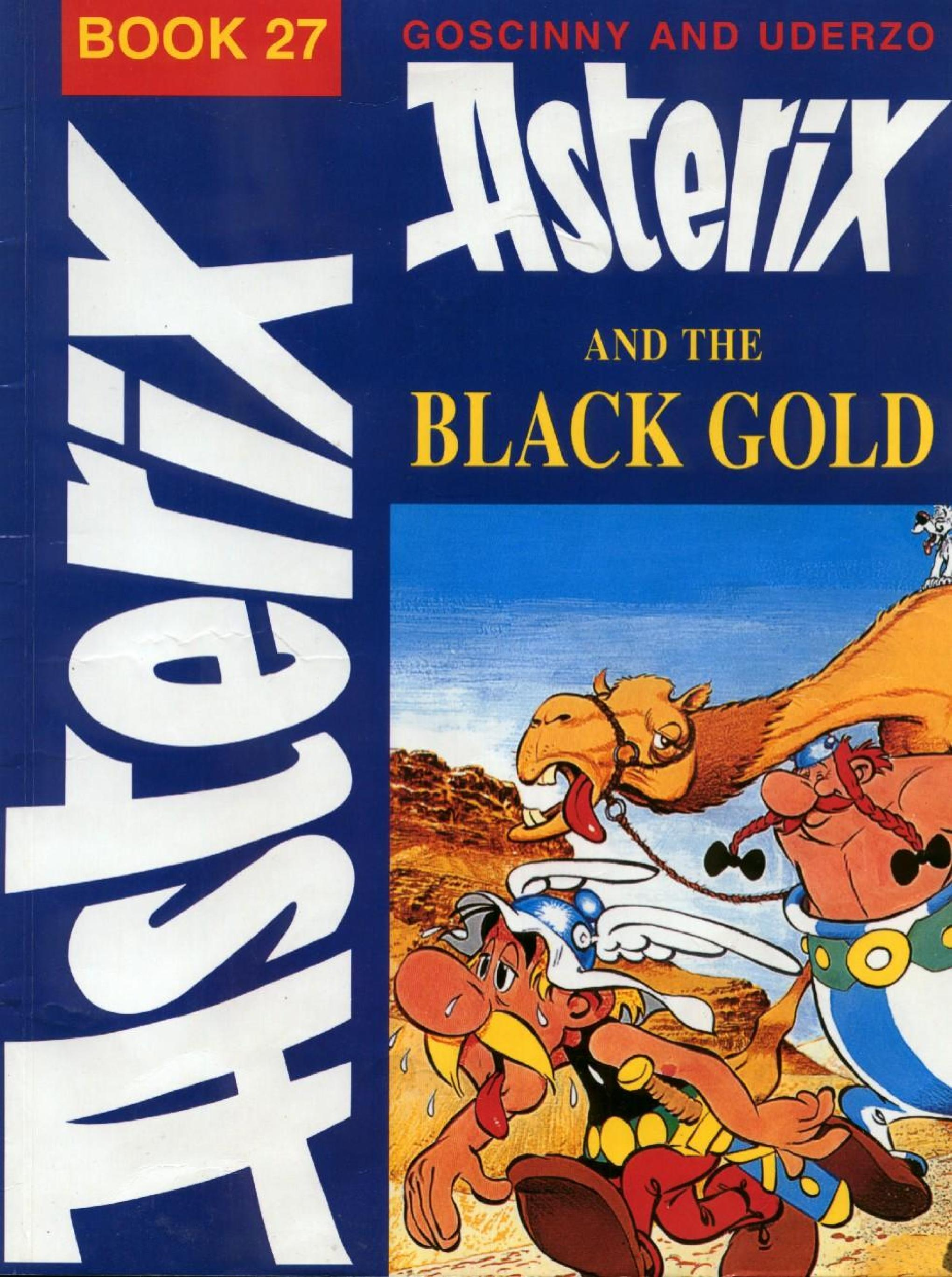 Read online Asterix comic -  Issue #26 - 1