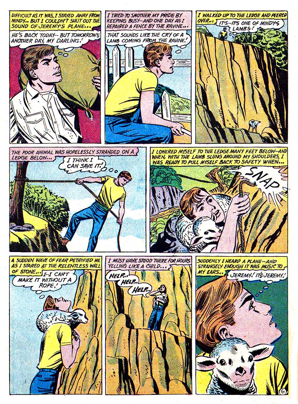 Young Romance issue 149 - Page 14