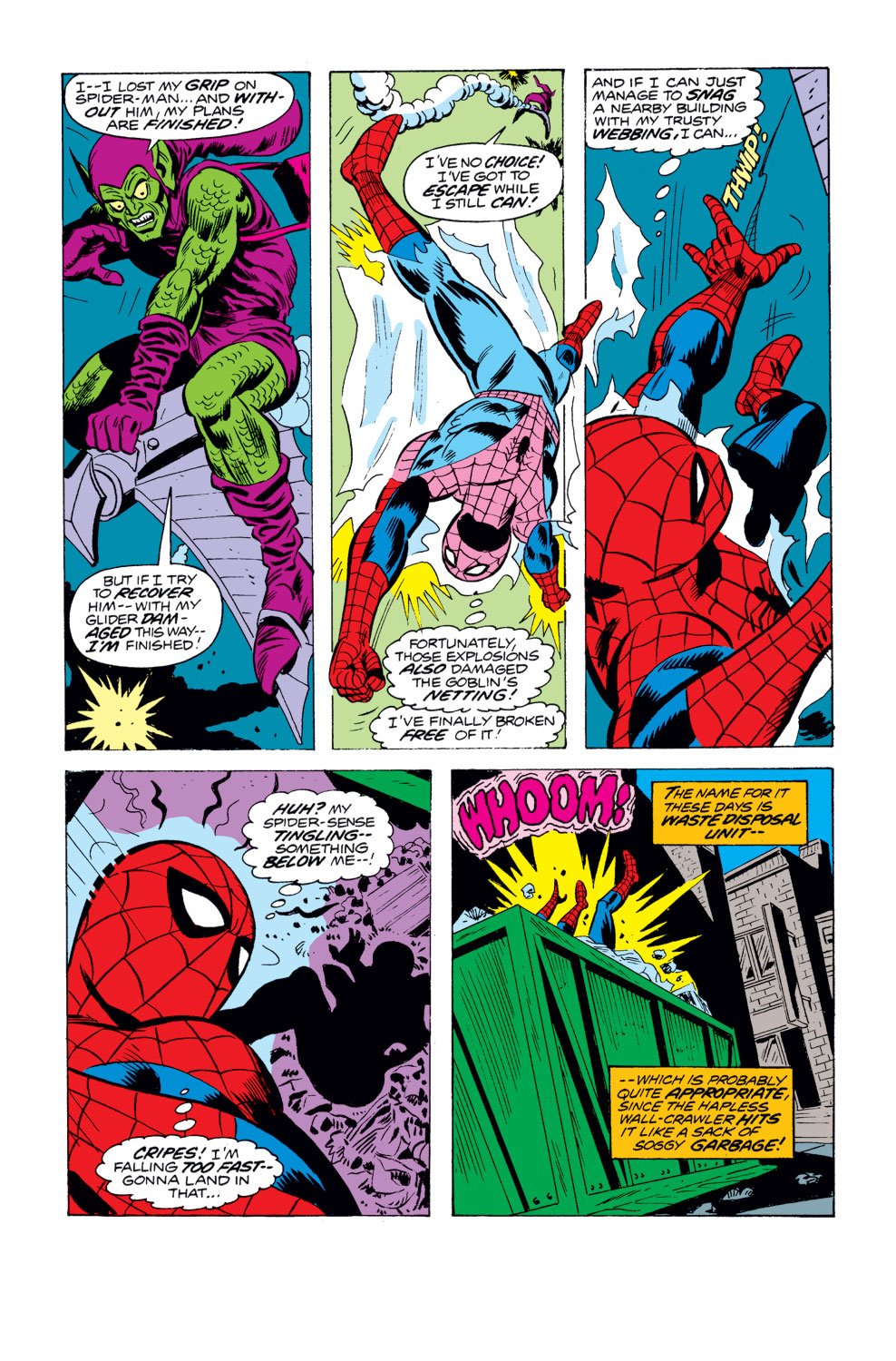 The Amazing Spider-Man (1963) 179 Page 3