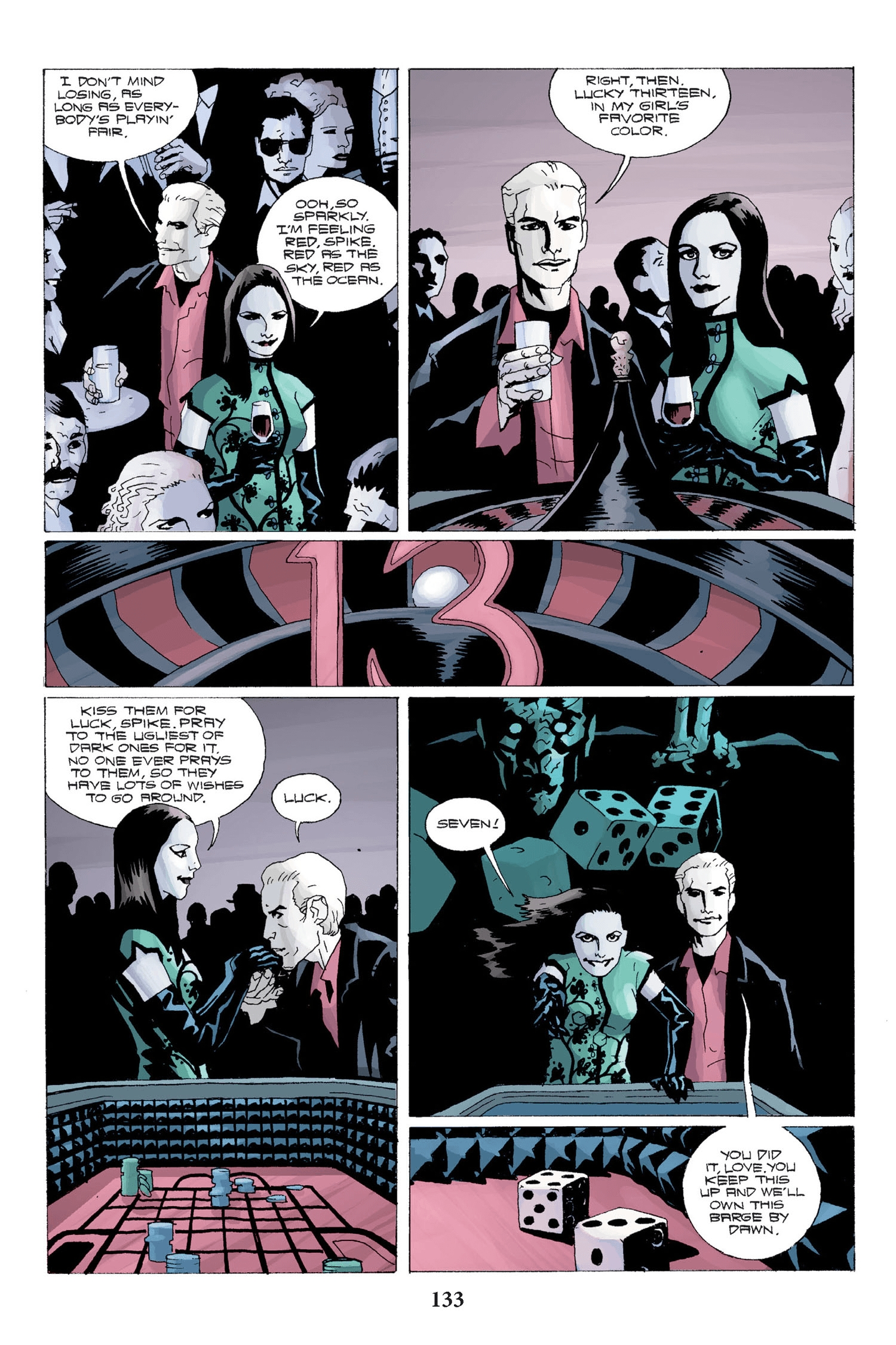 Read online Buffy the Vampire Slayer: Omnibus comic -  Issue # TPB 2 - 127