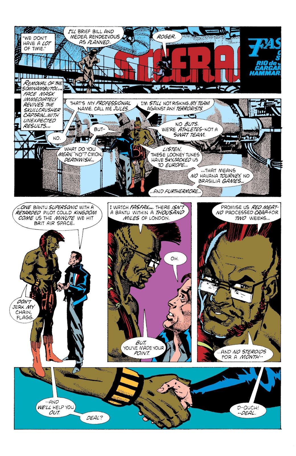 American Flagg! issue Definitive Collection (Part 2) - Page 35