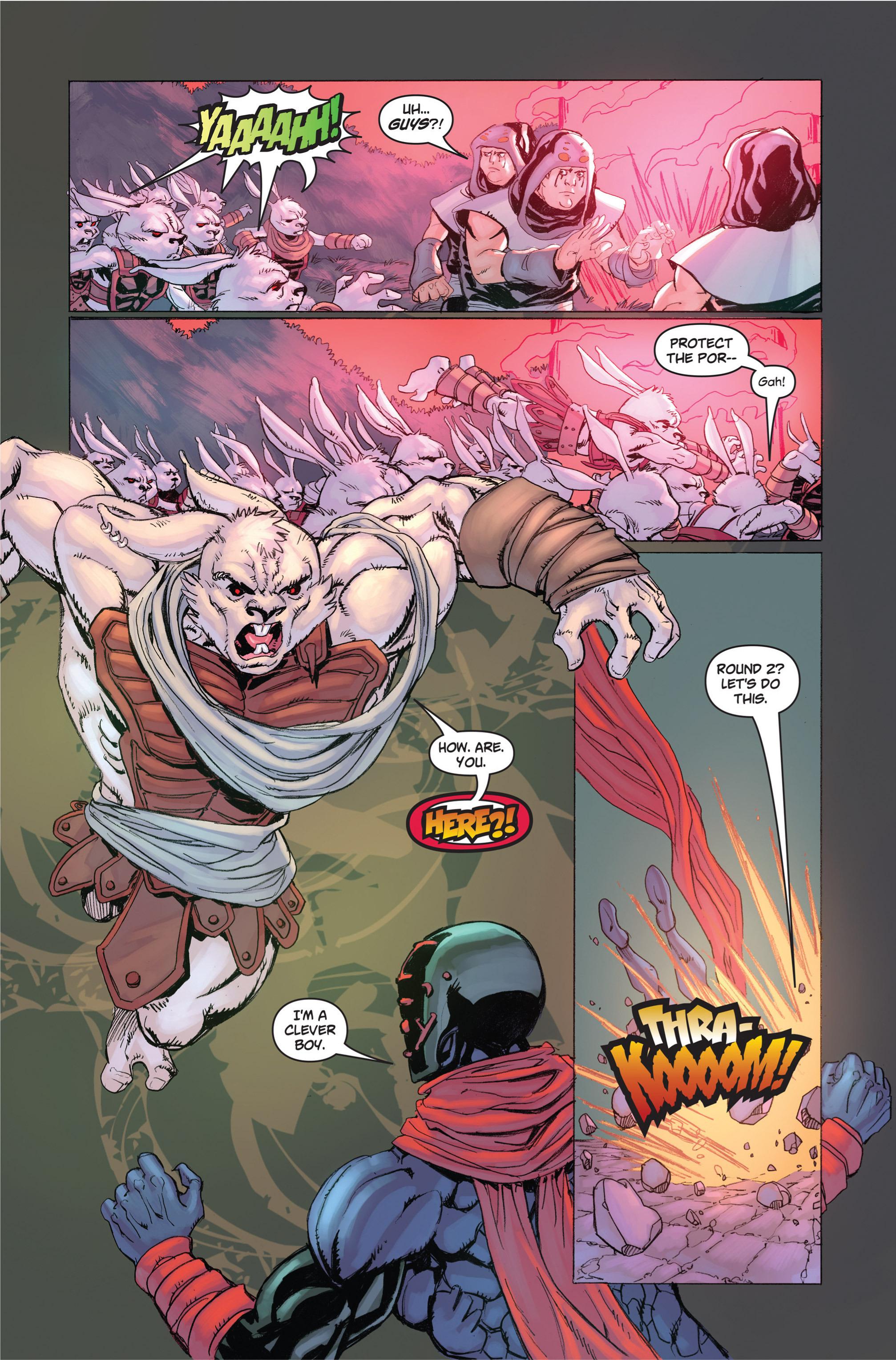 Read online Skyward comic -  Issue #9 - 14