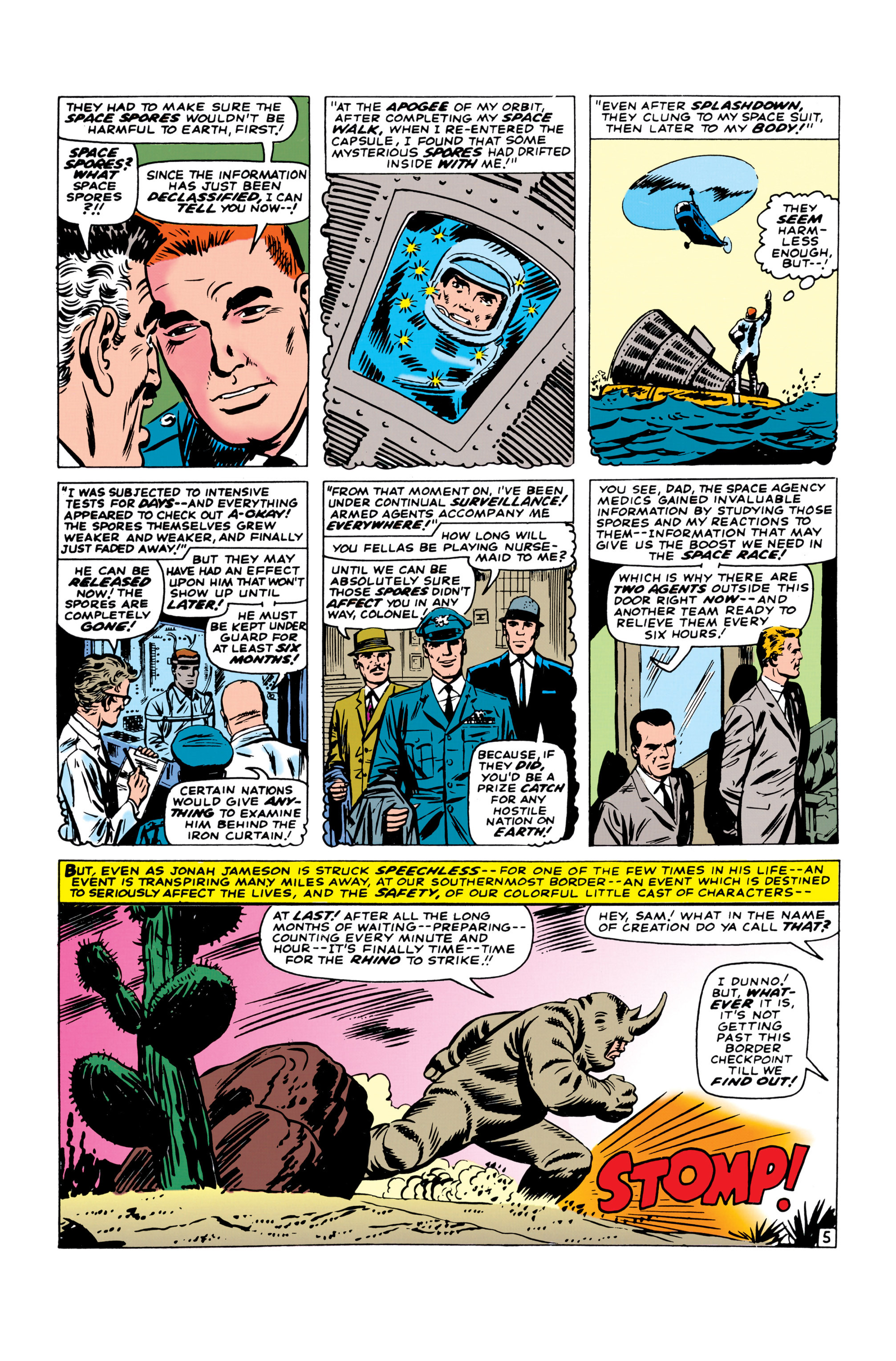 The Amazing Spider-Man (1963) 41 Page 5