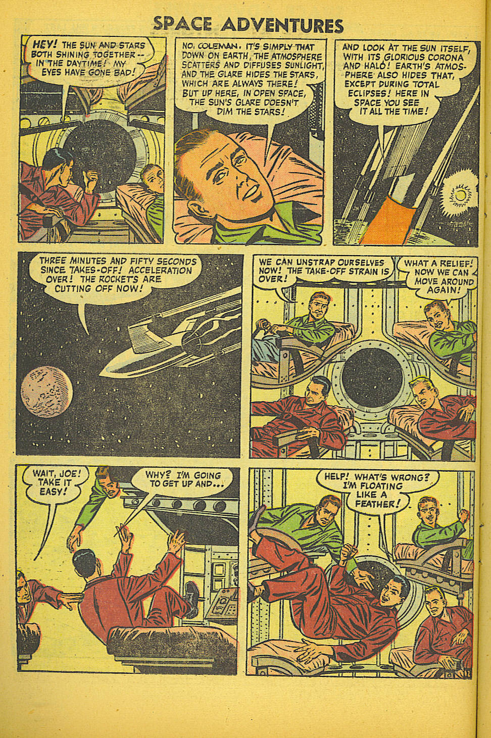 Space Adventures (1952) issue 20 - Page 14
