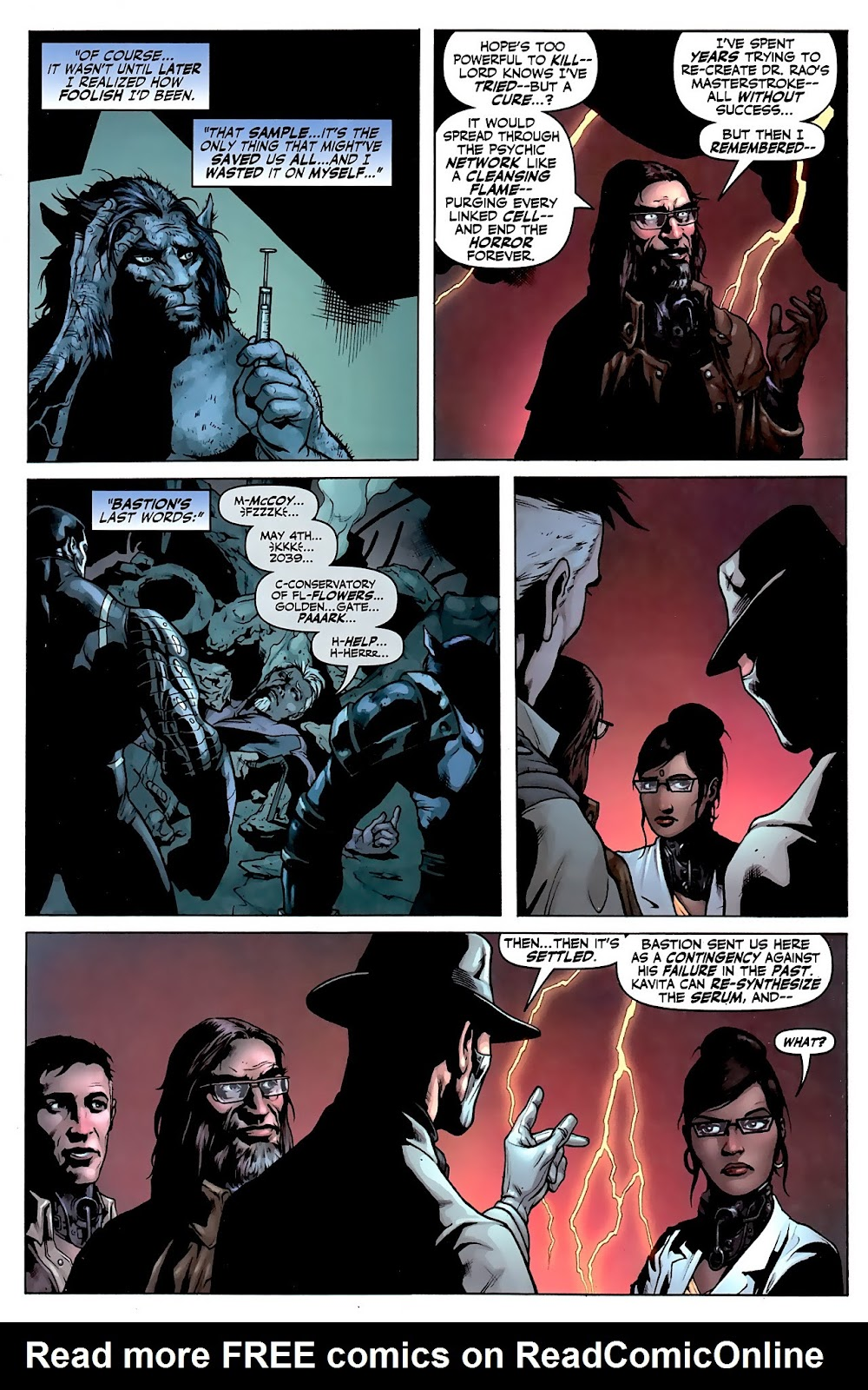 Read online X-Men: Second Coming Revelations comic -  Issue # TPB (Part 1) - 52