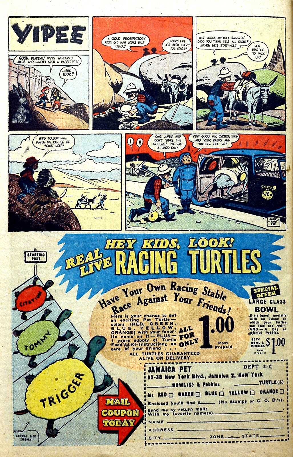 Read online Famous Funnies comic -  Issue #187 - 50