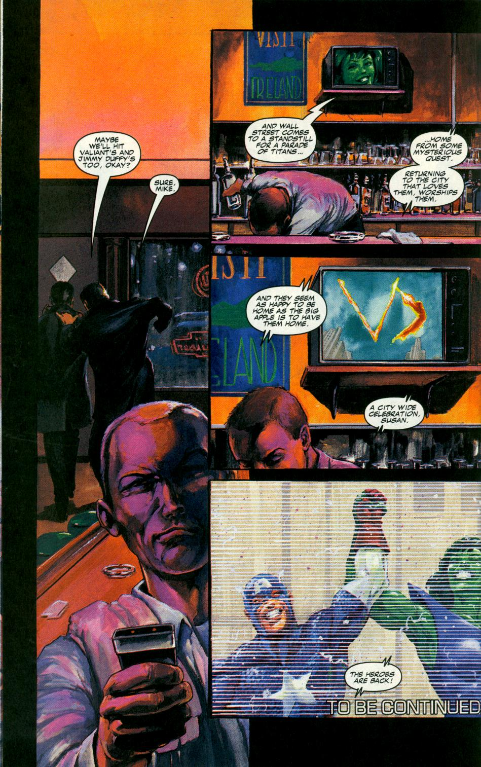 Read online Code of Honor comic -  Issue #3 - 46