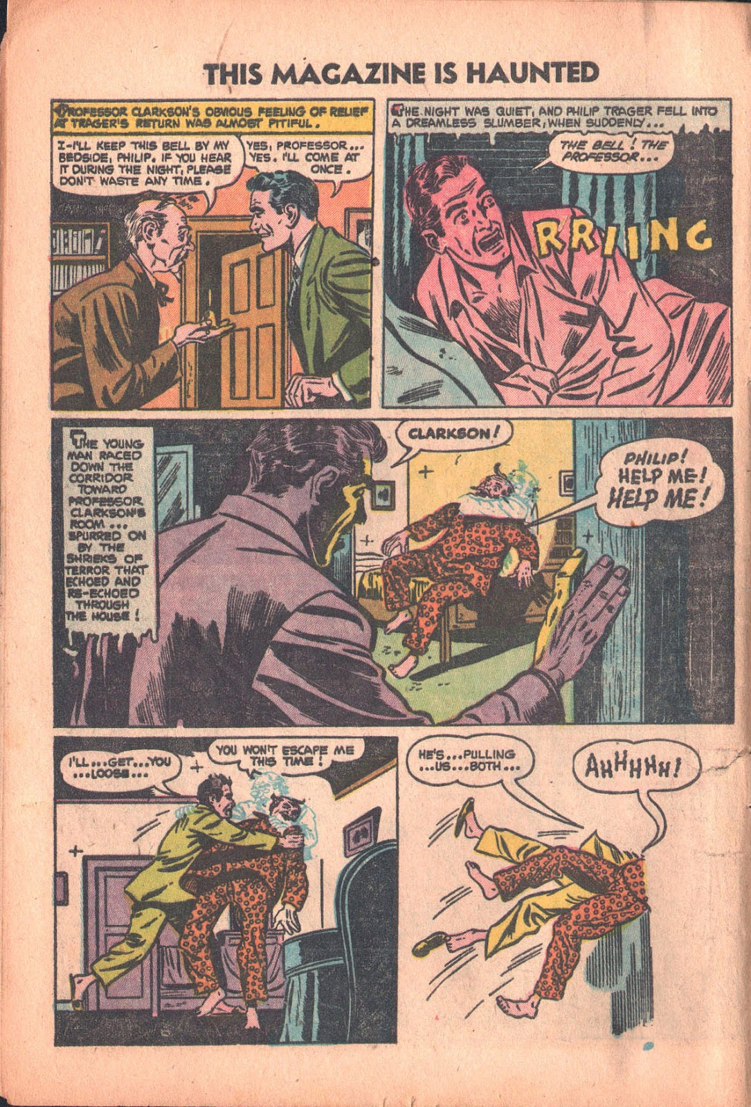 Read online This Magazine Is Haunted comic -  Issue #15 - 8