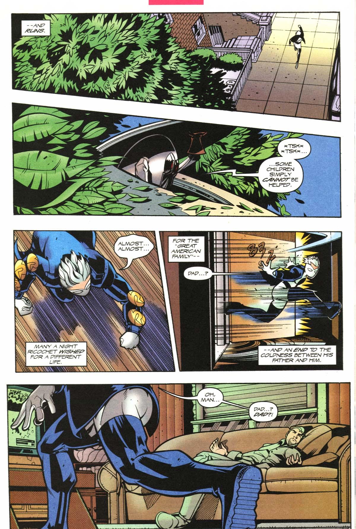 Read online Slingers comic -  Issue #9 - 18