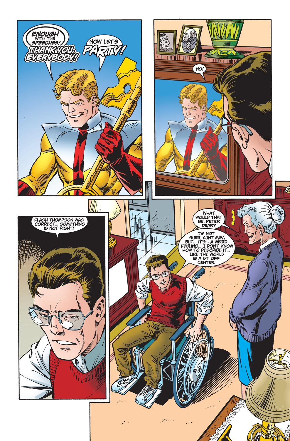 The Amazing Spider-Man (1999) 7 Page 20