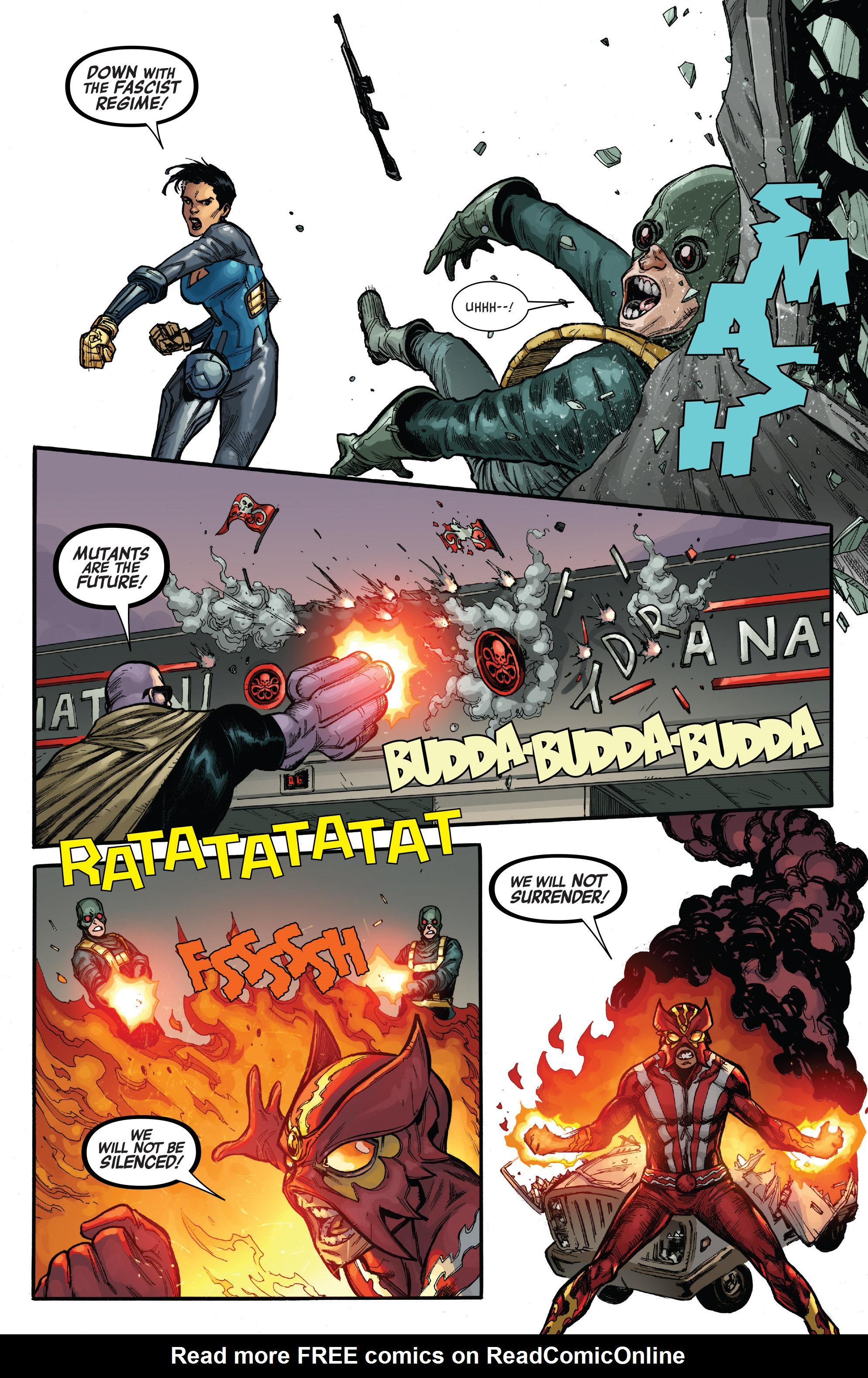 Read online Secret Empire: United comic -  Issue # Full - 7