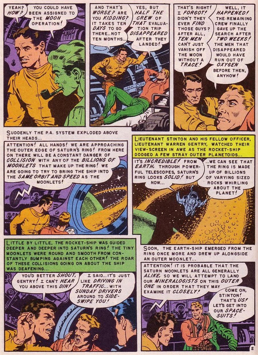 Weird Fantasy (1951) issue 10 - Page 4