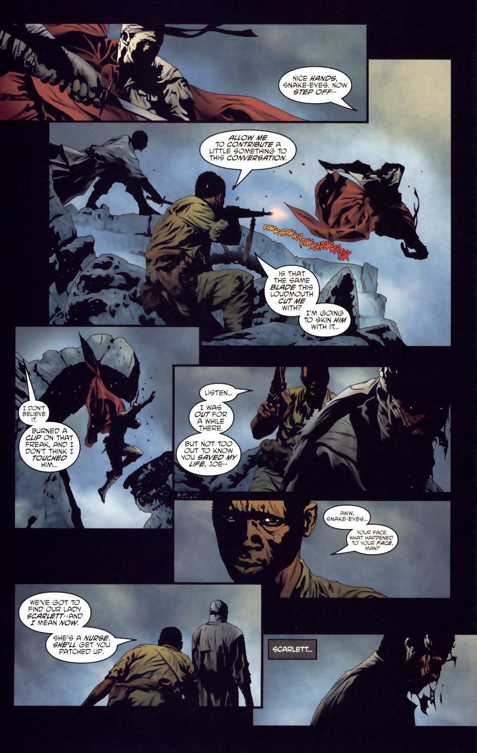 Read online Transformers/G.I. Joe comic -  Issue #2 - 8