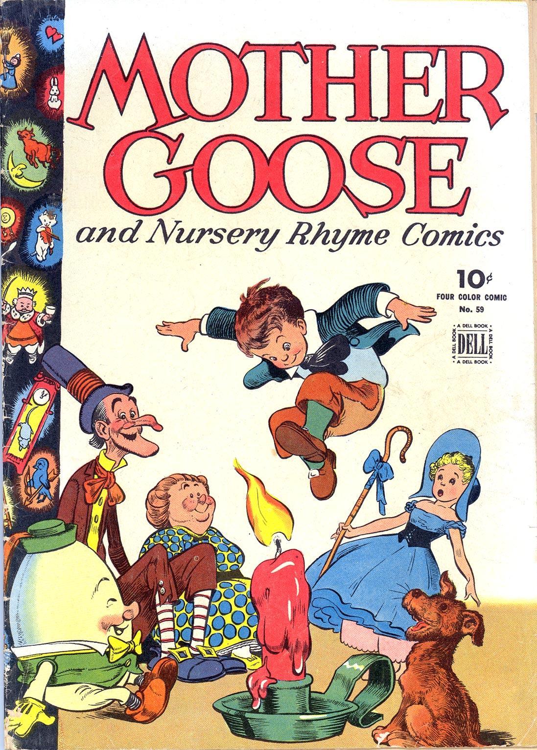 Four Color Comics 59 Page 1