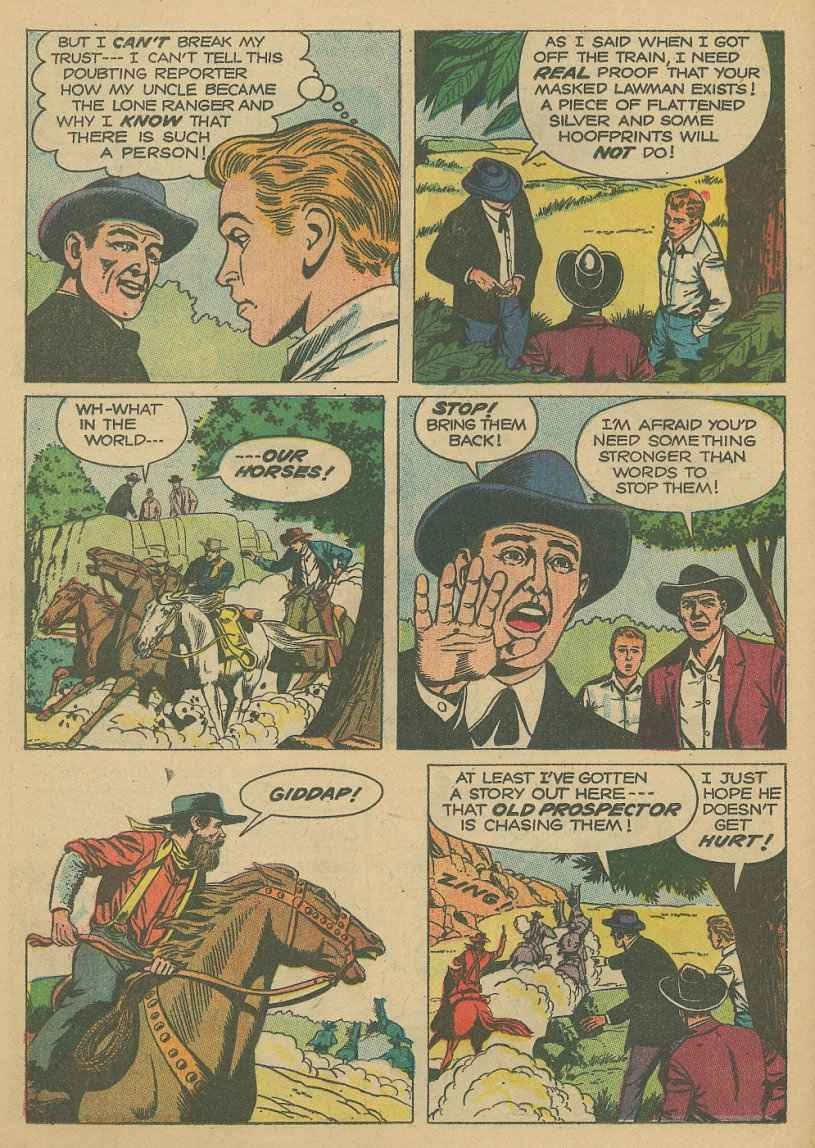 Read online Sincerest Form of Parody: The Best 1950s MAD-Inspired Satirical Comics comic -  Issue # TPB (Part 1) - 16