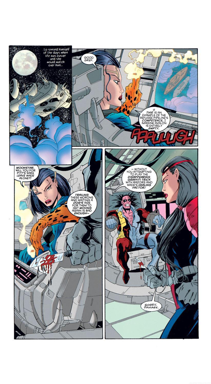 Read online X-Calibre comic -  Issue #2 - 12