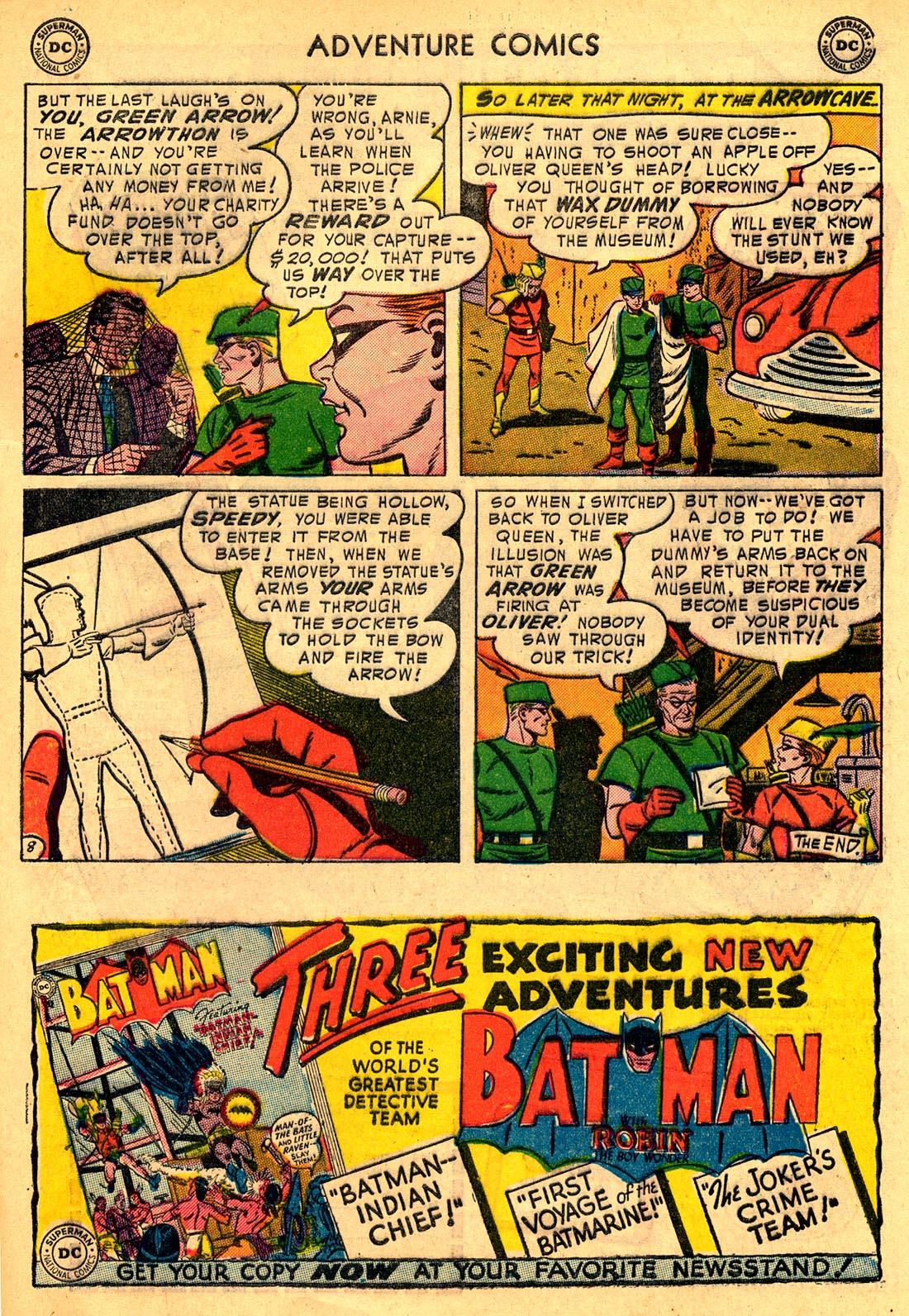 Read online Adventure Comics (1938) comic -  Issue #204 - 41