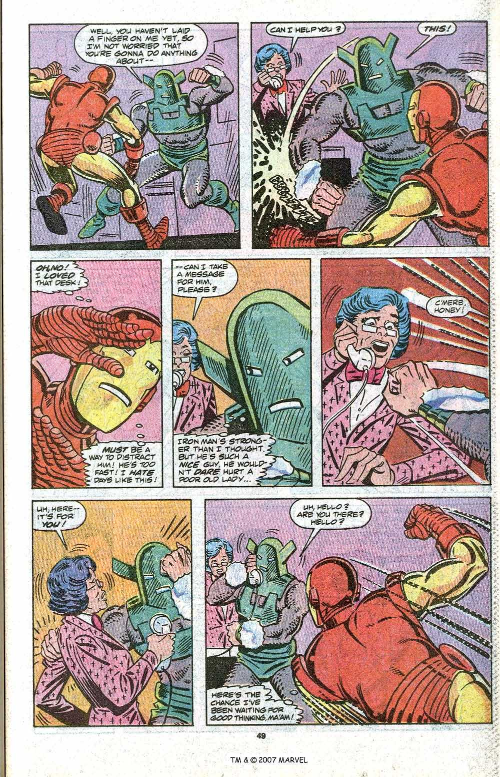 Iron Man Annual issue 11 - Page 51