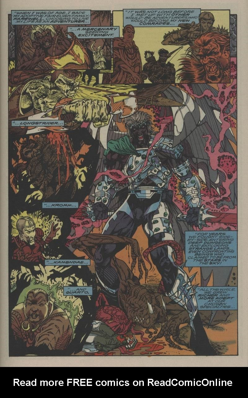 Excalibur (1988) issue Annual 1 - Page 20