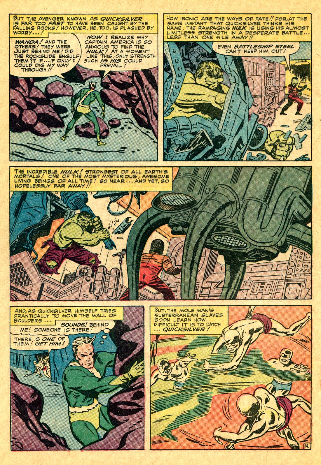 The Avengers (1963) 17 Page 14