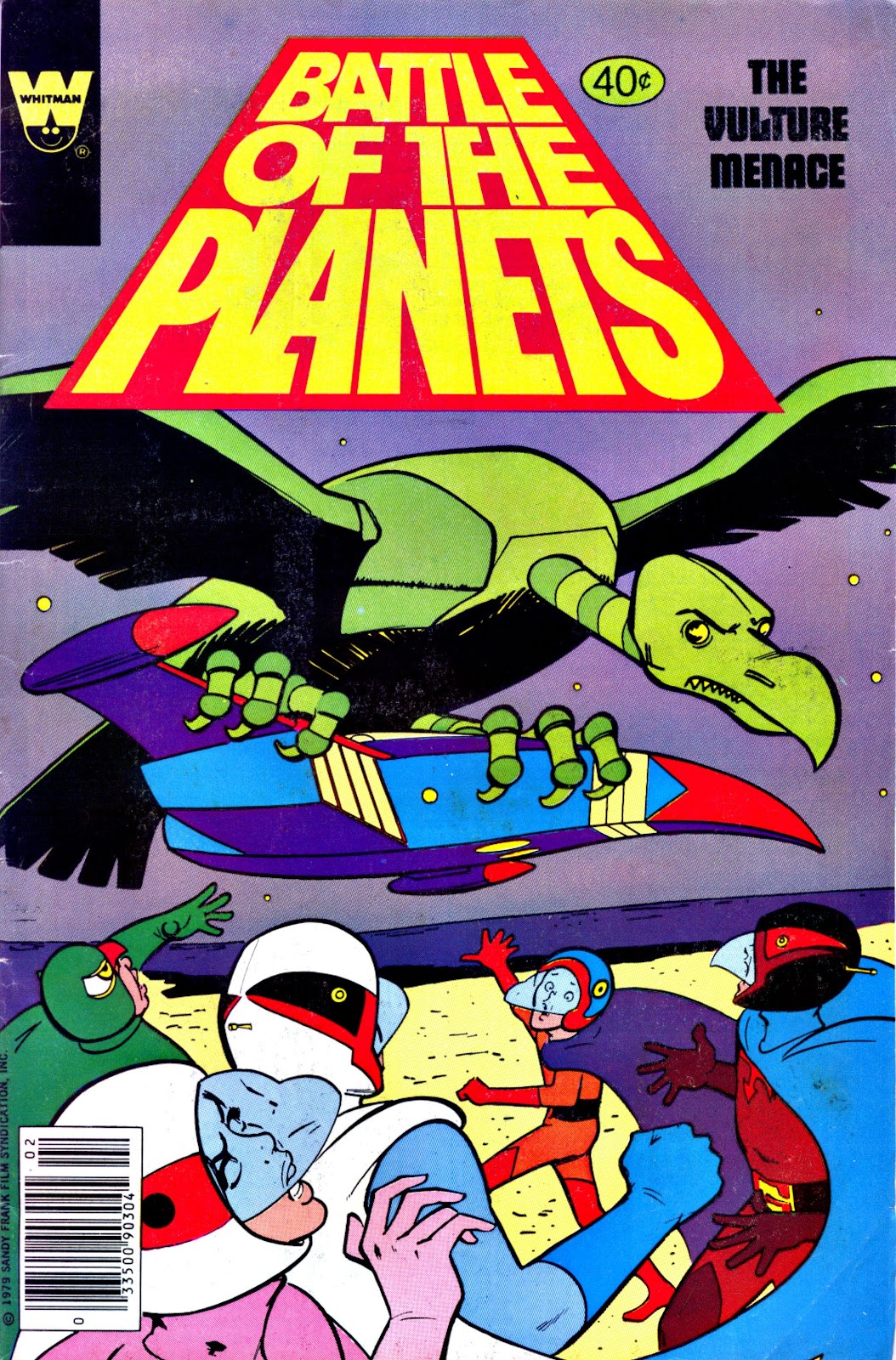 Battle of the Planets (1979) 5 Page 1