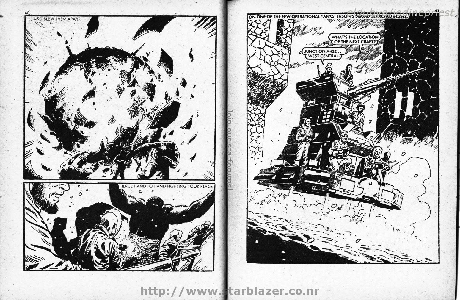 Starblazer issue 59 - Page 22