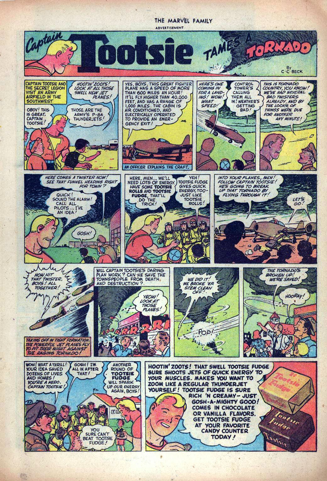 The Marvel Family issue 25 - Page 15